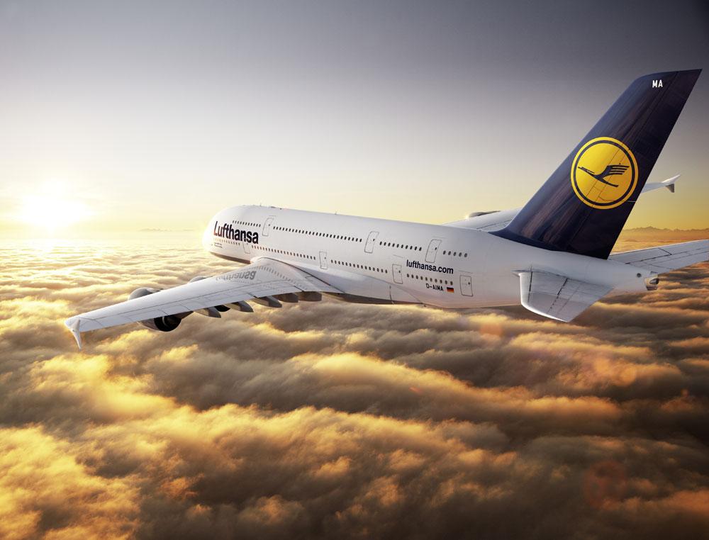 Lufthansa Lh Flüge Buchen Fluegede