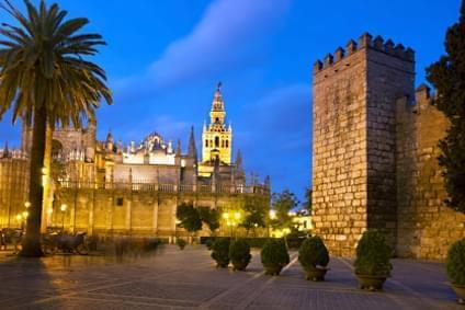 Flug Deutschland Sevilla