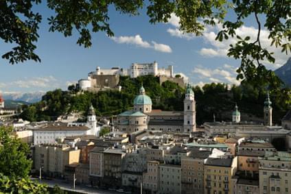 Flüge Köln Salzburg